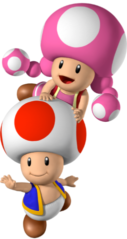 254px-Toad_and_Toadette_-_Mario_Party_7.png