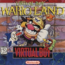 Virtual Boy Wario Land Manual