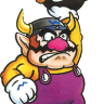 Stove Canyon in the style of Wario Land 4