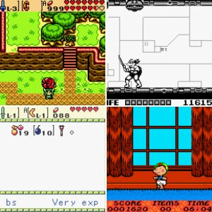 Game Boy (Color) Screenshots