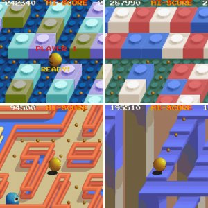 Game Boy Advance Screenshots!
