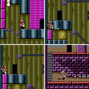 Wario Land 3: Almost Kaizo Edition (Working Title) Screenshots
