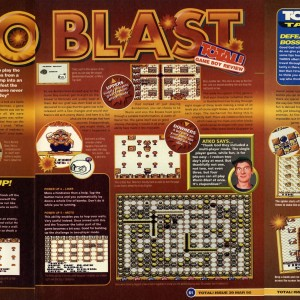 Old Wario Blast Review