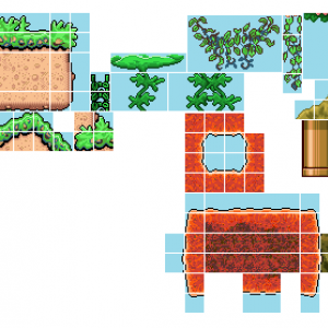 Moonsoon Jungle Tilesets